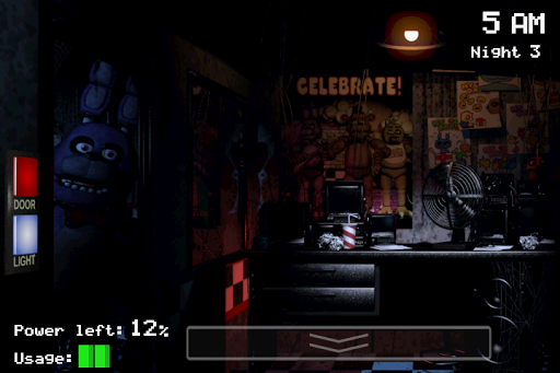Five Nights at Freddy's - screenshot