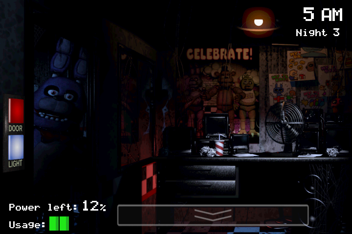 Five Nights at Freddy's screenshot #5