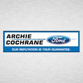 Archie Cochrane Ford