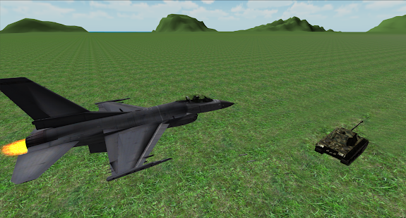 Fighter Jet: Flight Simulator- screenshot thumbnail