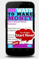 Screenshot of HOW TO MAKE MONEY!