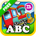 Preschool Learning Games Train icon