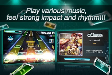O2Jam U by MOMO - screenshot thumbnail