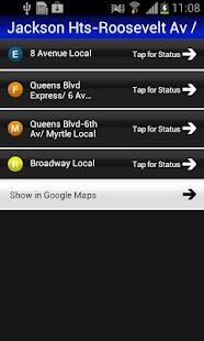 New York Subway Map (NYC)