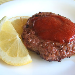Hamburger with American sauce