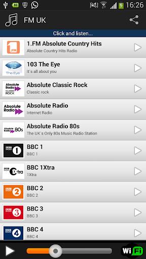 【免費音樂App】FM UK-APP點子