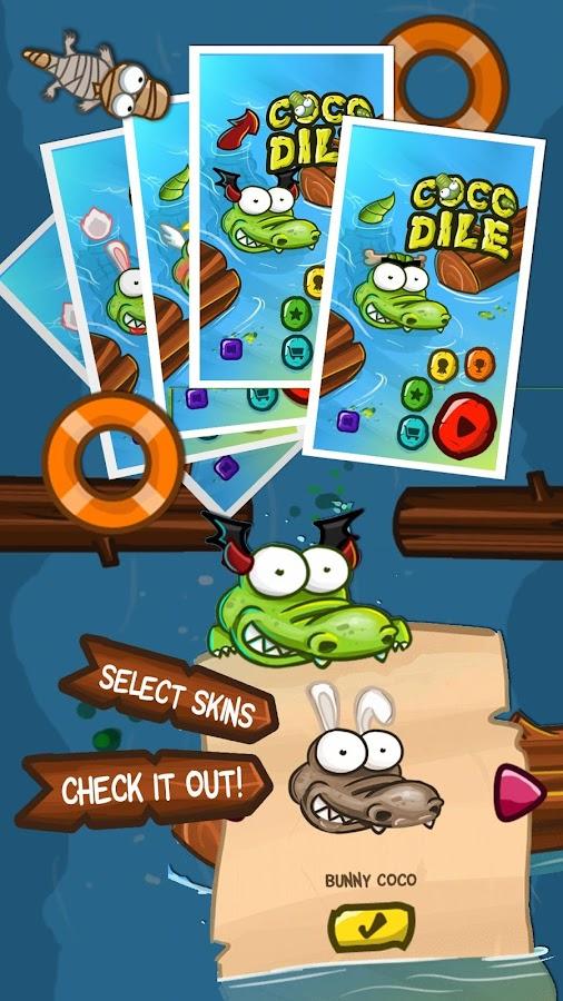 Cocodile - screenshot