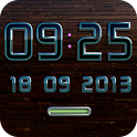 CALAIDEON Digital Clock Widget icon