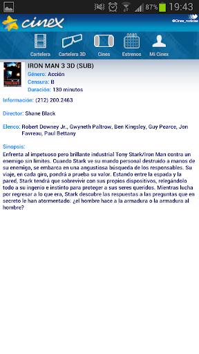 免費下載娛樂APP|Mi Cinex Móvil app開箱文|APP開箱王