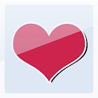 Falling Love 3D Live Wallpaper icon
