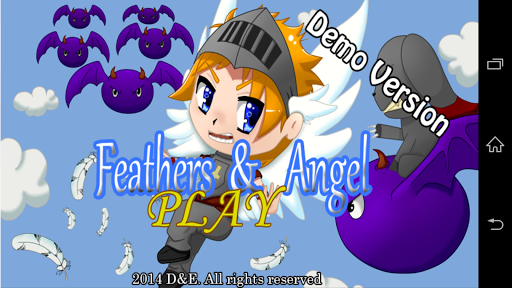 Feathers and Angel Demo