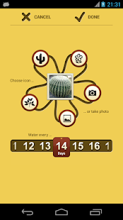 Waterbot: Plants watering Screenshot 2