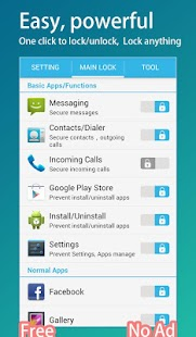 AppLock ( HI AppLock ) - screenshot thumbnail