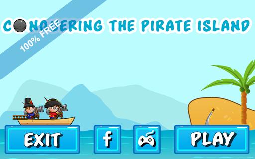 海賊島の克服