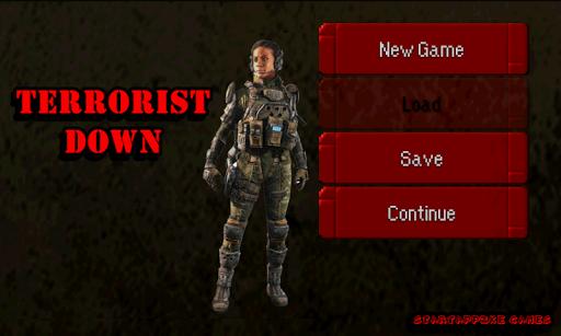 Terrorist Down