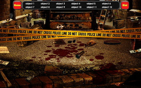 Hidden Objects: Serious Crimes