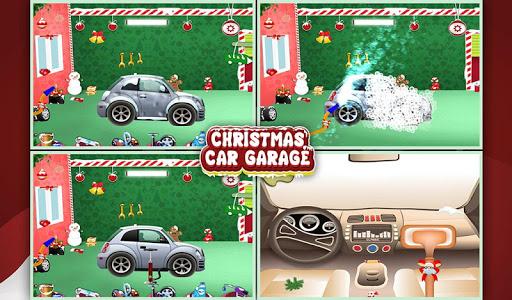 圣诞节车库乐趣