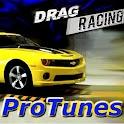 Drag Racing Pro Tunes logo