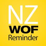 NZ WOF Reminder