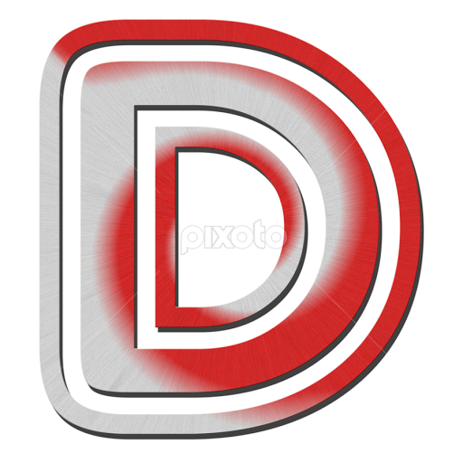 The English Alphabet D By Dipali S