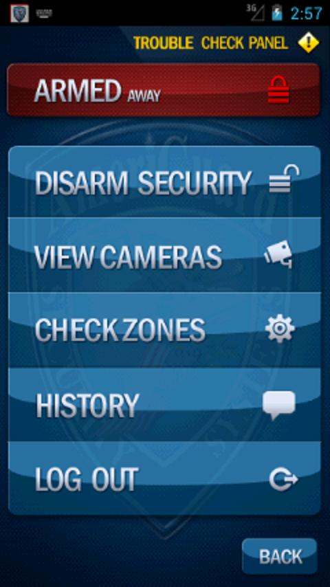AmeriGuard Security Services- screenshot