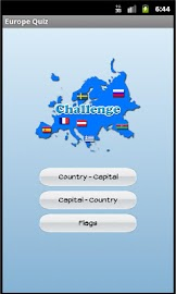 Europe Quiz Screenshot 2