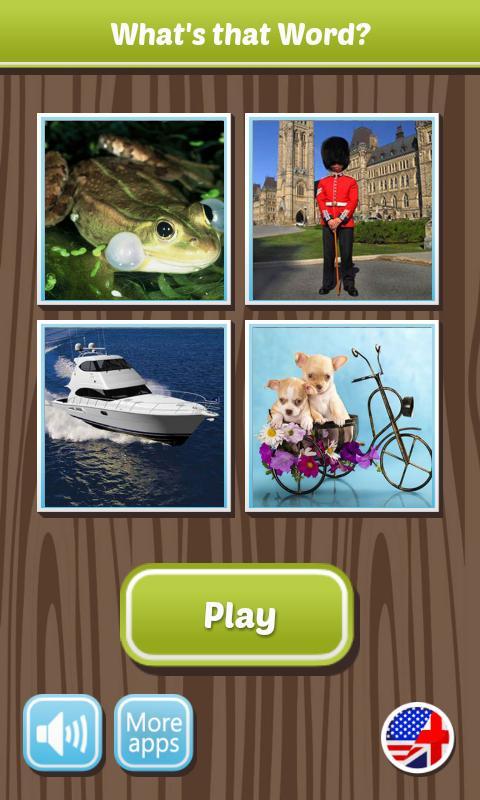 What's the Word? - screenshot