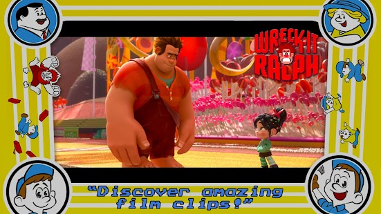 Wreck-It Ralph Storybook - screenshot thumbnail