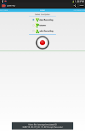 Screenshot of Secret Video Recorder - PRO
