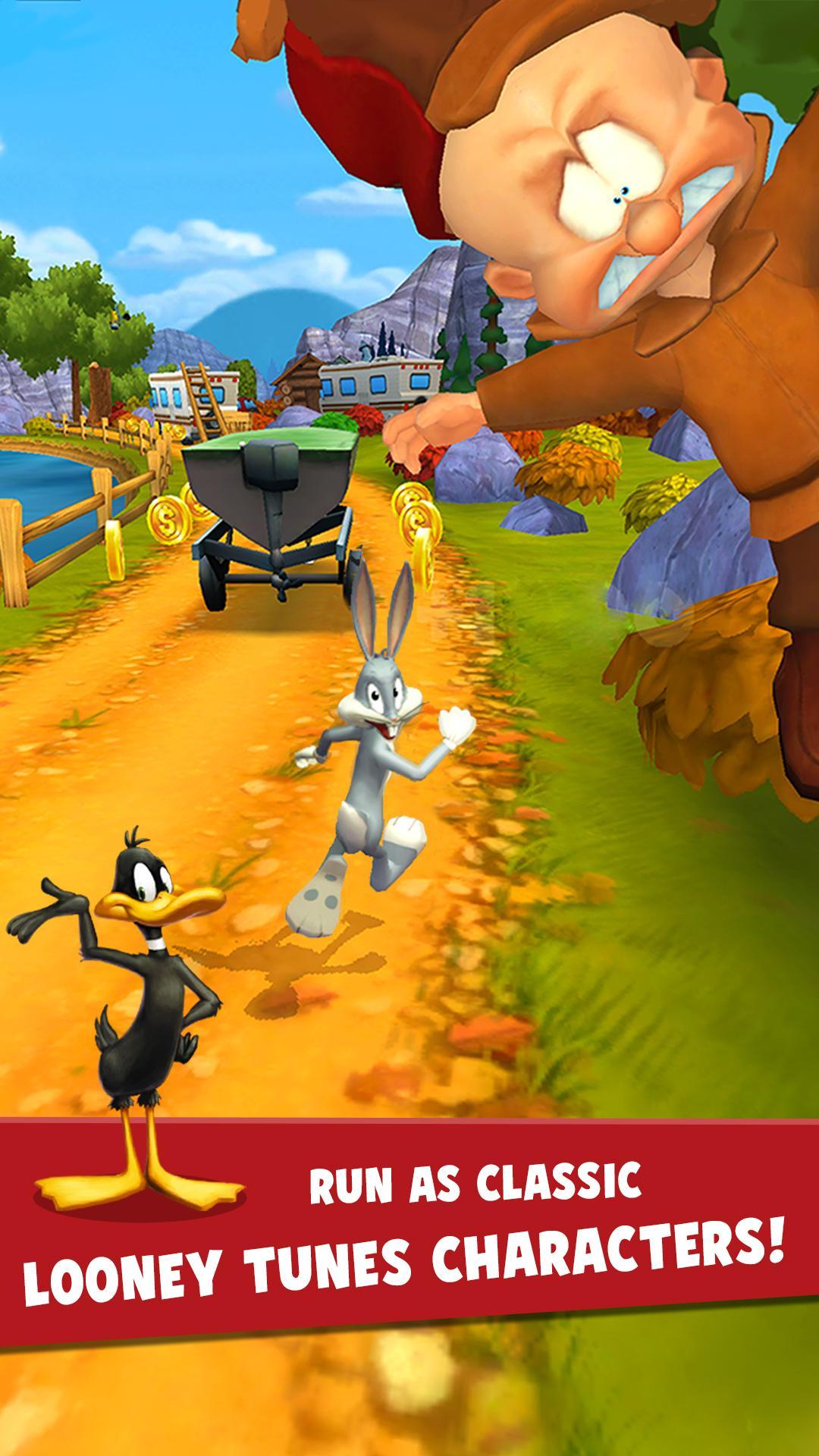 Looney Tunes Dash! screenshot #1