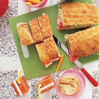 Yin-Yang Sandwiches.
