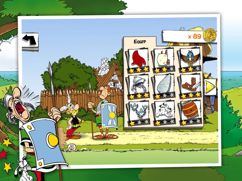 Asterix Megaslap screenshot #10