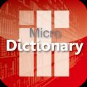 Micro Dictionary - DDC icon