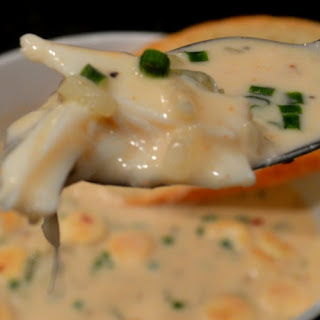 Spicy Crab Bisque