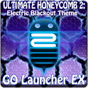 Ultimate Honeycomb GO Launcher logo