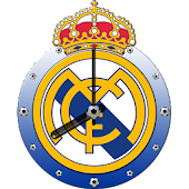 Real Madrid Clock Widget