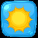SAG天气空气指数 logo