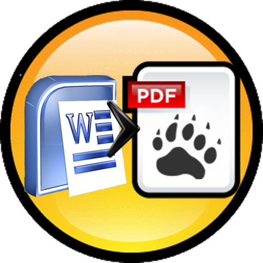 Word to PDF Converter LOGO-APP點子