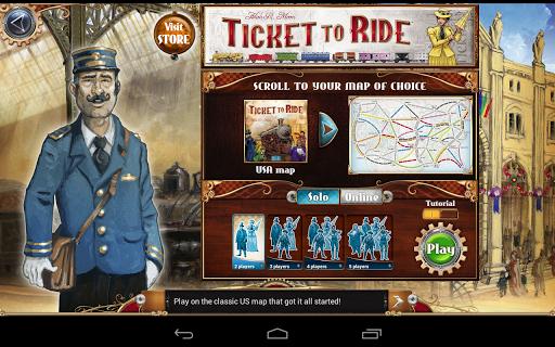 免費下載棋類遊戲APP|Ticket to Ride app開箱文|APP開箱王