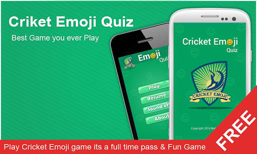 Cricket Emoji Quiz