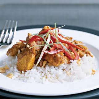 Quick Chicken Curry.