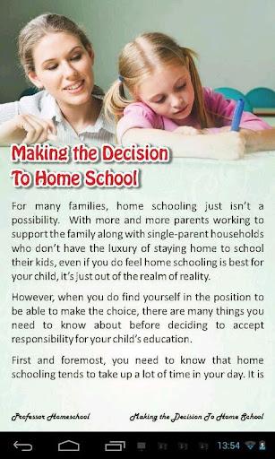 【免費教育App】Professor Homeschool-APP點子