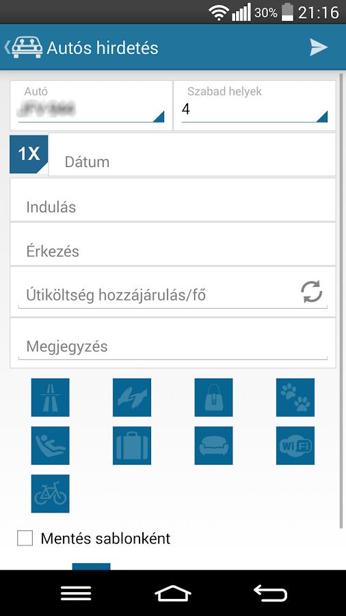 Oszkár Telekocsi - screenshot