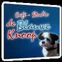 Cafedeblauweknoop.com icon