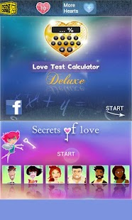 Love Test Calculator Deluxe - screenshot thumbnail