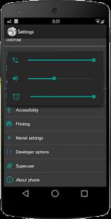 Android L Launcher Theme  CM11|玩個人化App免費|玩APPs