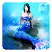 Mermaid Live Wallpape