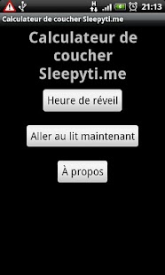 Sleepytime- screenshot thumbnail
