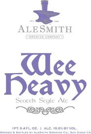 Logo of AleSmith Wee Heavy
