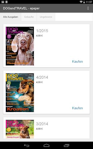 【免費新聞App】DOGandTRAVEL - epaper-APP點子